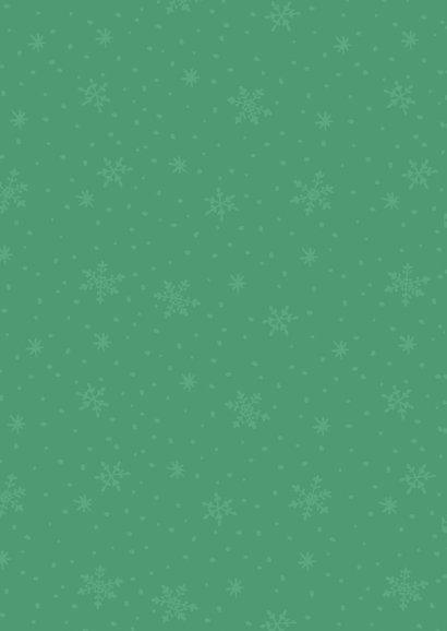 Kerstkaart met een dalmatiër hond met een kerstmuts op 2
