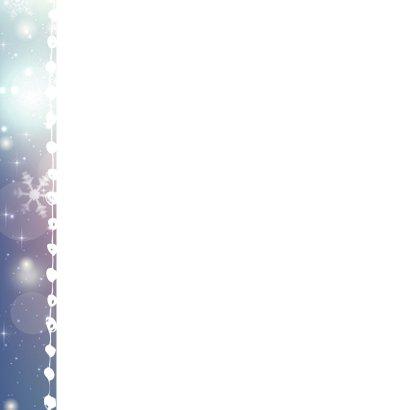 Kerstkaart Rendier op pastelkleurige achtergrond 2