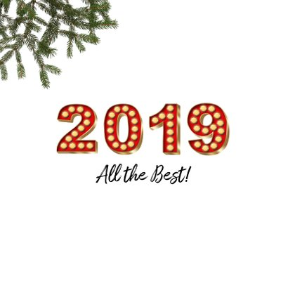 Kerstkaart ster 2019 2