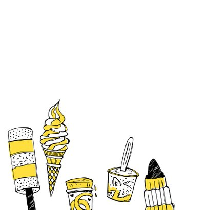 Kinderfeestje ijsjes 2