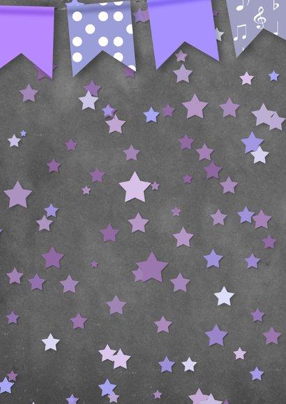 Kinderfeestje sterren en foto 2