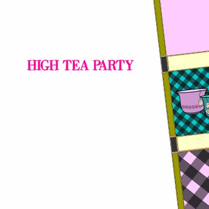 Leesplank High Tea uitnodiging 3
