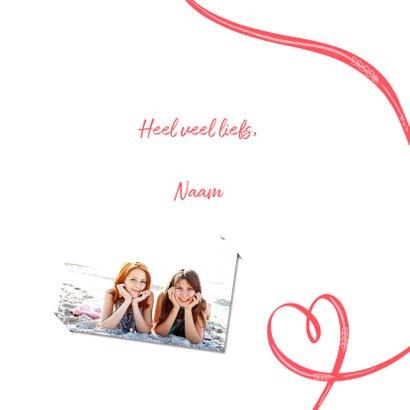 Liefdeskaart thinking of you 3