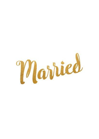 Married goud - BK 2