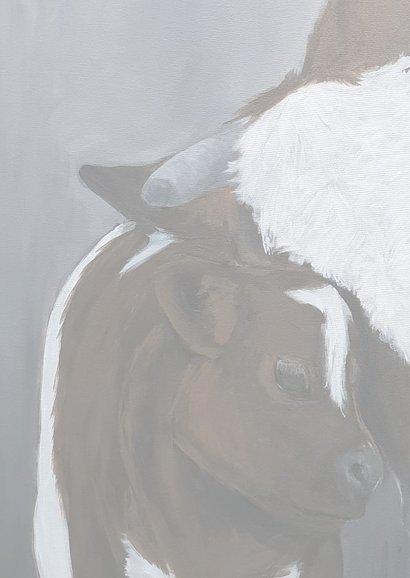 Moeder koe en kalfje 2