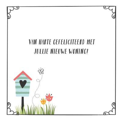 Nieuwe Woning - Hoera een prachtig nieuw huisje 3