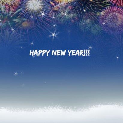 Nieuwjaar met Ptie Foe! 3
