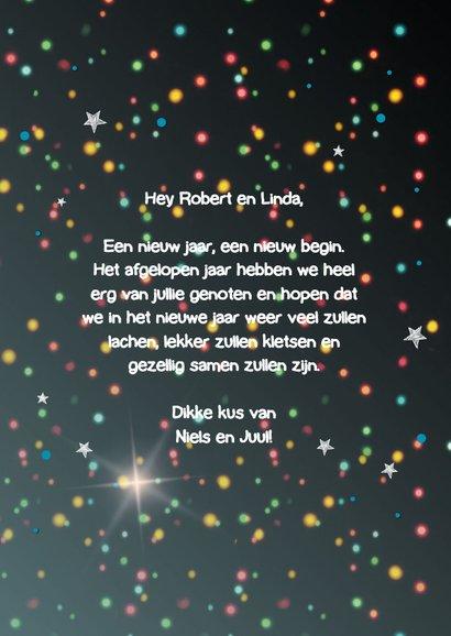 Nieuwjaarskaarten Have a sparkling new year 3