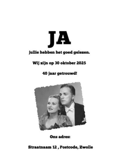 Ogentest 40-jarig jubileum-isf 2