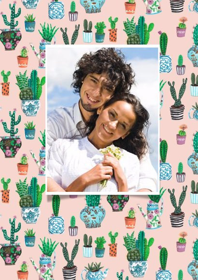 Party Time Cactus Trendy 2