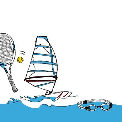 Pensioenkaart sportief 2