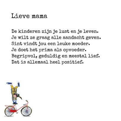 Sinterklaaskaart met het leukste inpakpapier van Nederland 2
