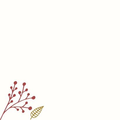 Speciaal voor jou bloemen kaartje  2