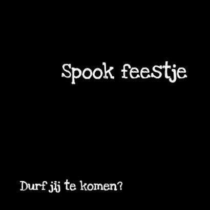 Spookjes 3