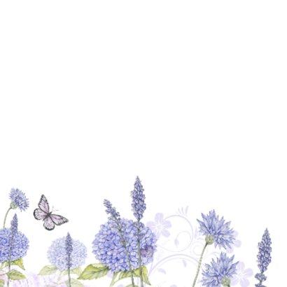 Sterkte met blauwe bloemen 2