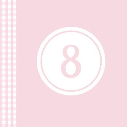 Traditioneel Feestje Roze 1LS3 2