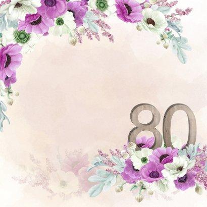 Uitnodiging  80 jaar anemonen 2