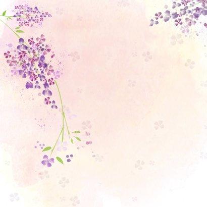 Uitnodiging leeftijd Orchidee 2