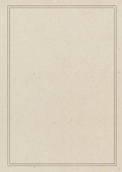 Uitnodiging retro kaart av 3