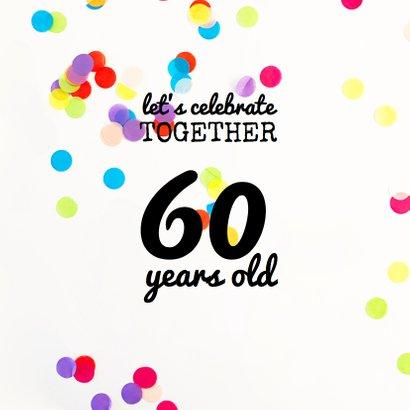 Uitnodiging verjaardag party 3