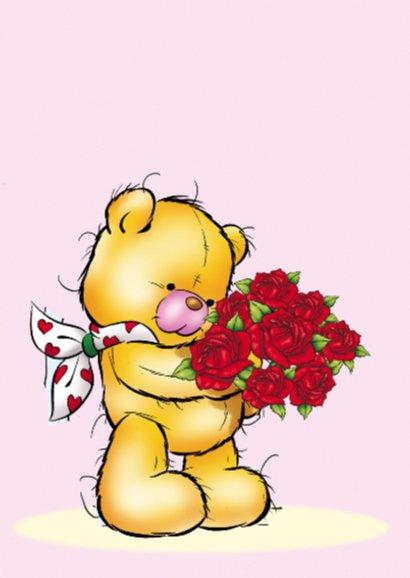 Vaderdagkaart bristy 1 beer met hart 2