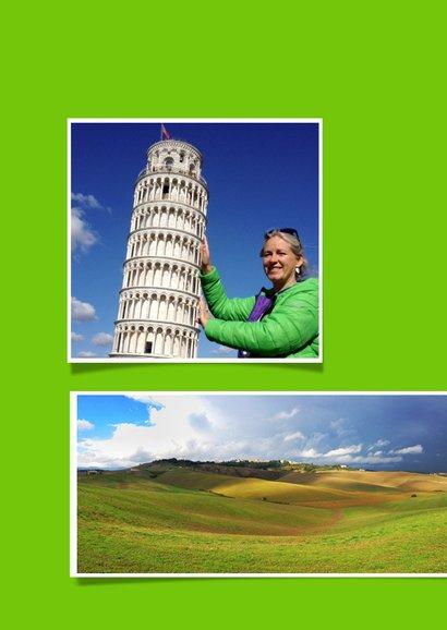 Vakantiekaart Italie - Pisa - SG 2