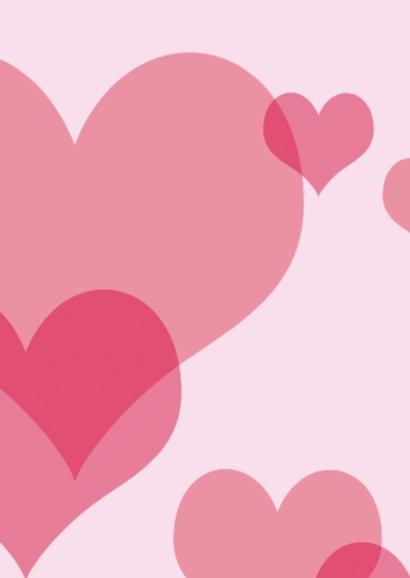 Valentijn close up beer met hartjes 2