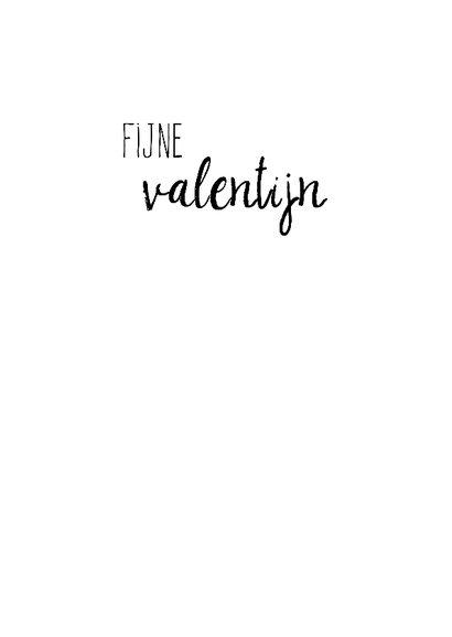 Valentijnskaart confetti 3
