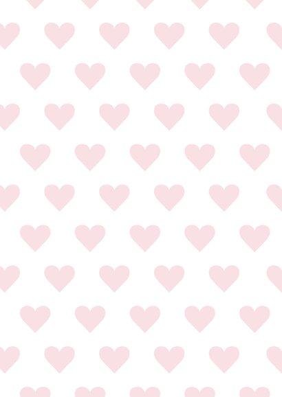 Valentijnskaart Je t'aime 2