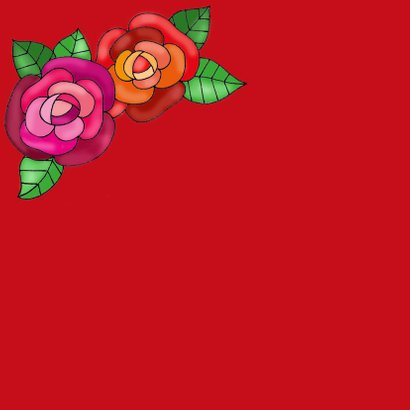 Valentijnskaart katten verliefd - sk 2