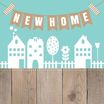 Verhuiskaart huisjes slinger houtlook 2