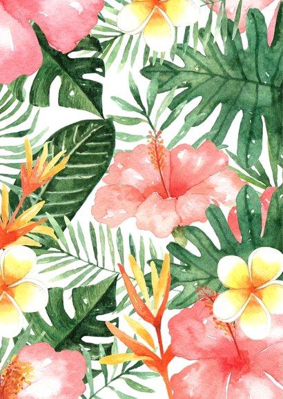 Verhuiskaart Tropical - WW 2