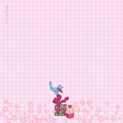 Verjaardag Hertjes Vlinder Lief 2