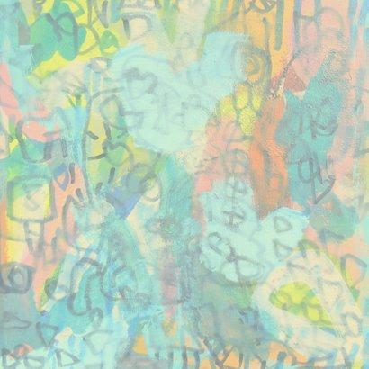 Verjaardag kleurrijk Geluk IW 2