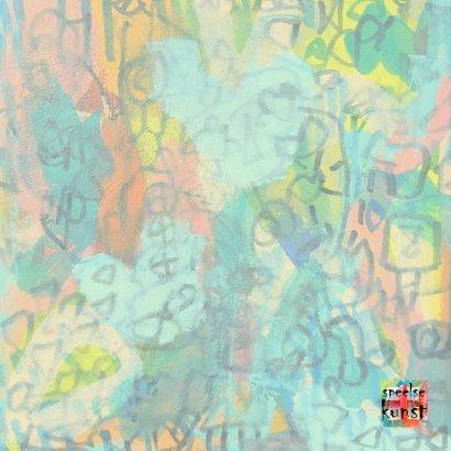 Verjaardag kleurrijk Geluk IW 3