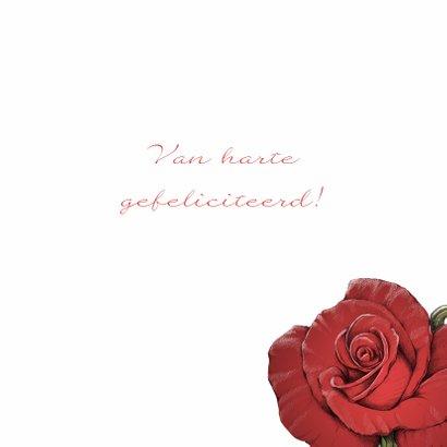 Verjaardag muis, roos, hart - IH 3