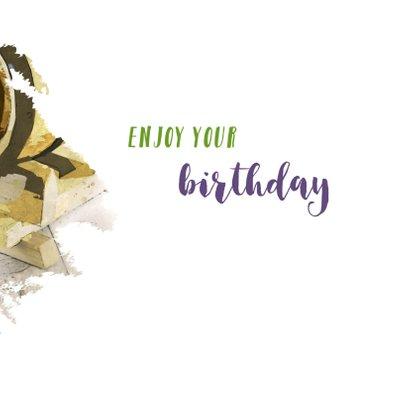 Verjaardag wine is a girl's best friend 3