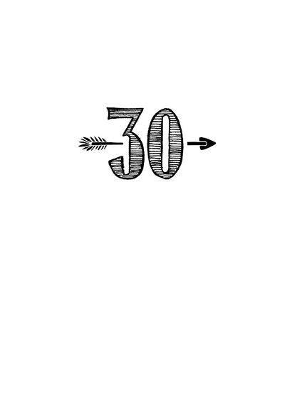Verjaardagskaart born in 1989 - 30 years of being fabulous 3