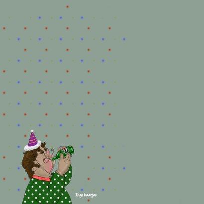 Verjaardagskaart Mannen met pils 2