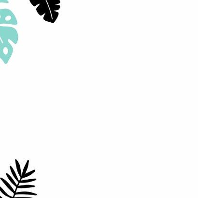 Verjaardagskaart plant-pc 2