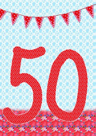 Verjaardagskaart Sarah PA 2