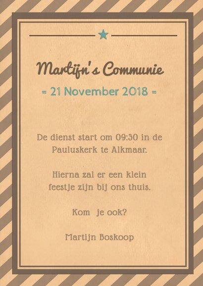 Vintage poster communie 1LS3 3