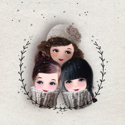 Vriendschapskaart you are so cool :-) 2