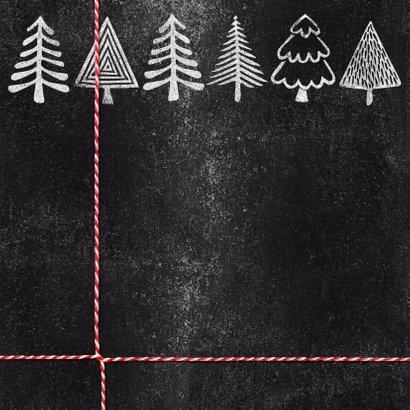 YVON kerstbomen foto krijt 2