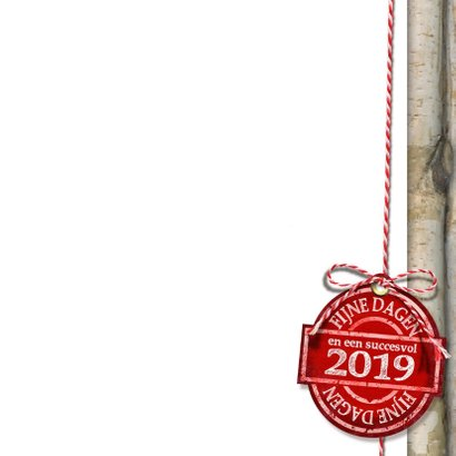 Zakelijke kerst vuurwerk 2019 3