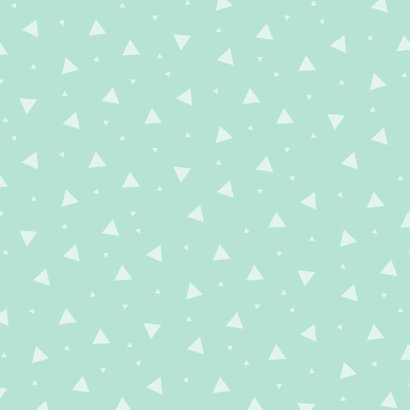 Zomaarkaart driehoek hart 2
