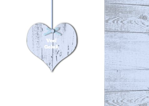 felicitatie zoon houten hart waslijn 2