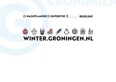 Groningen: blijf lekker slapen 2