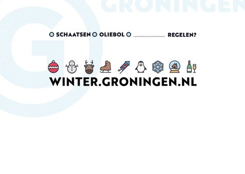 Groningen: wintercity 2
