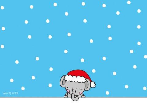 Kerst Dieren 2